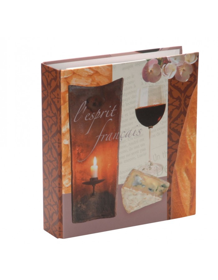 Recipe book for French cuisine