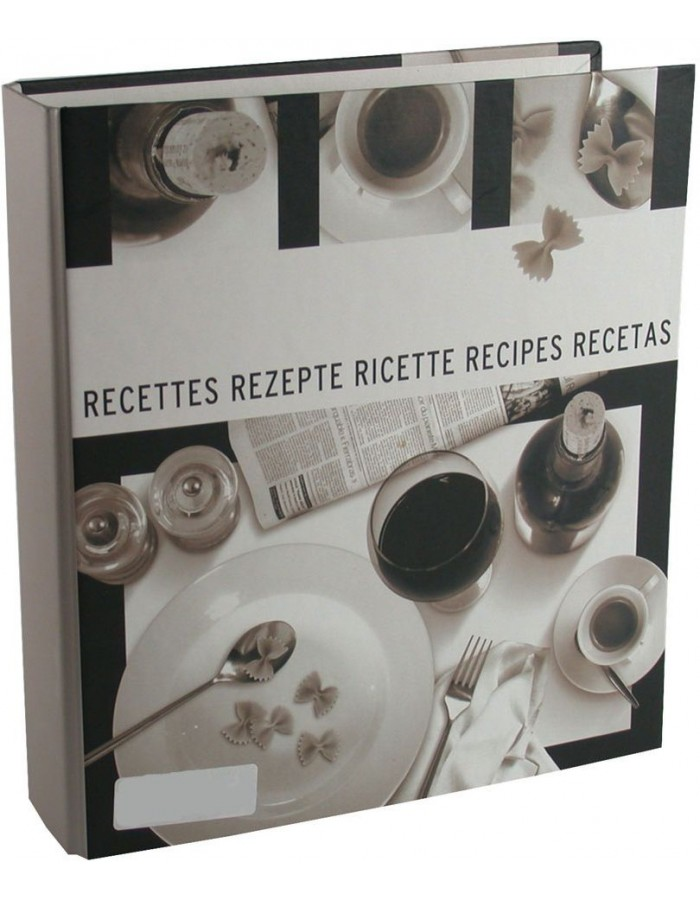 Recipe book Set Table Goldbuch