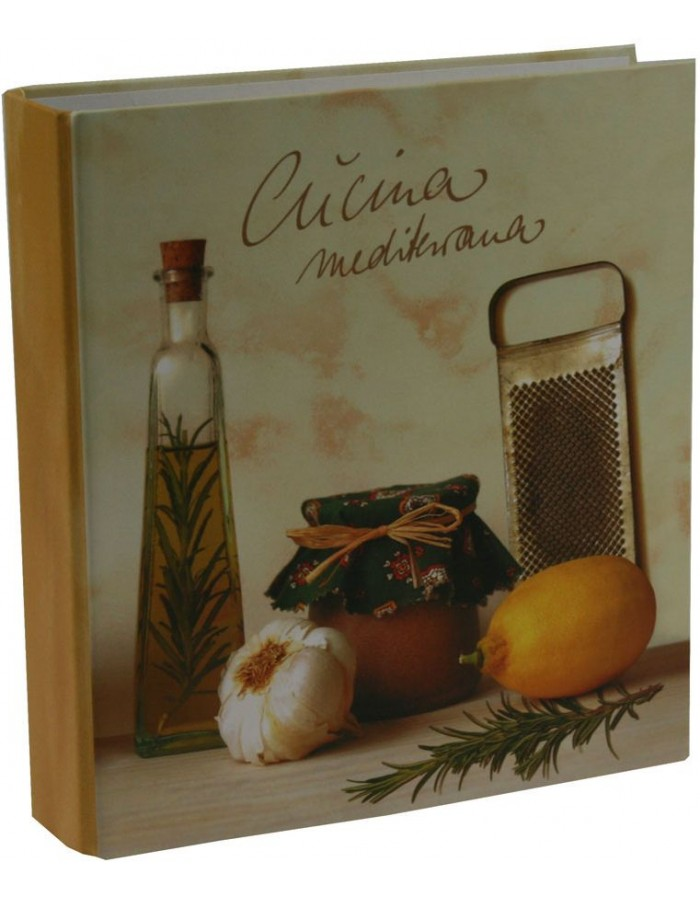 Goldbuch recipe book Mediterranean