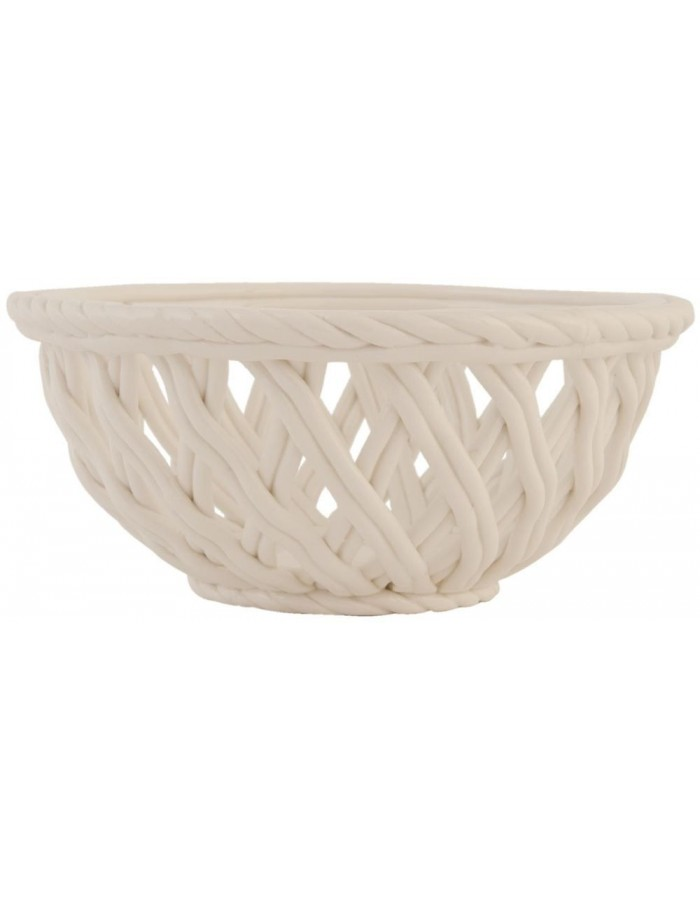 basket white 6CE0328 Clayre Eef
