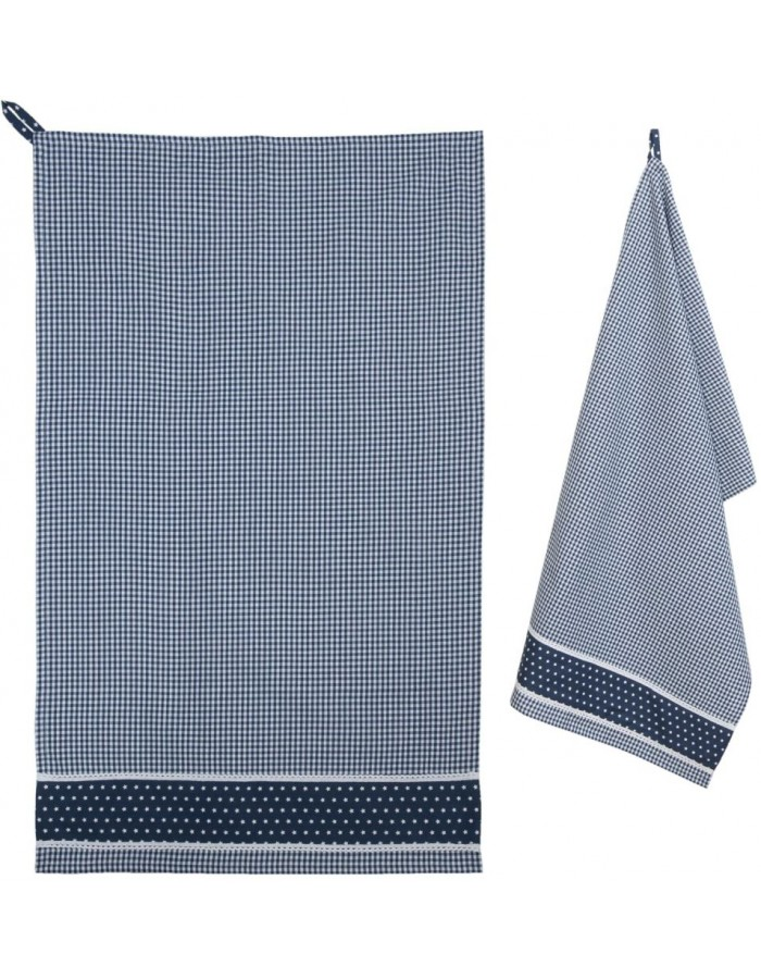 dish towel blue 50x85 cm - Twinkle Little Star