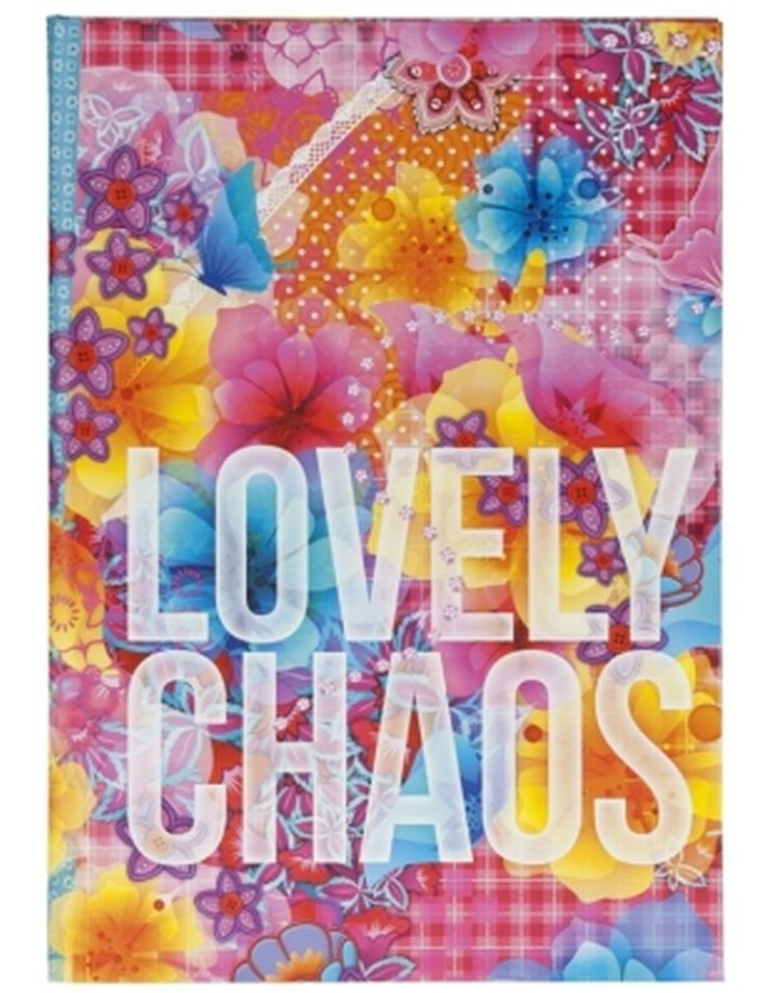 LOVELY CHAOS Freundebuch