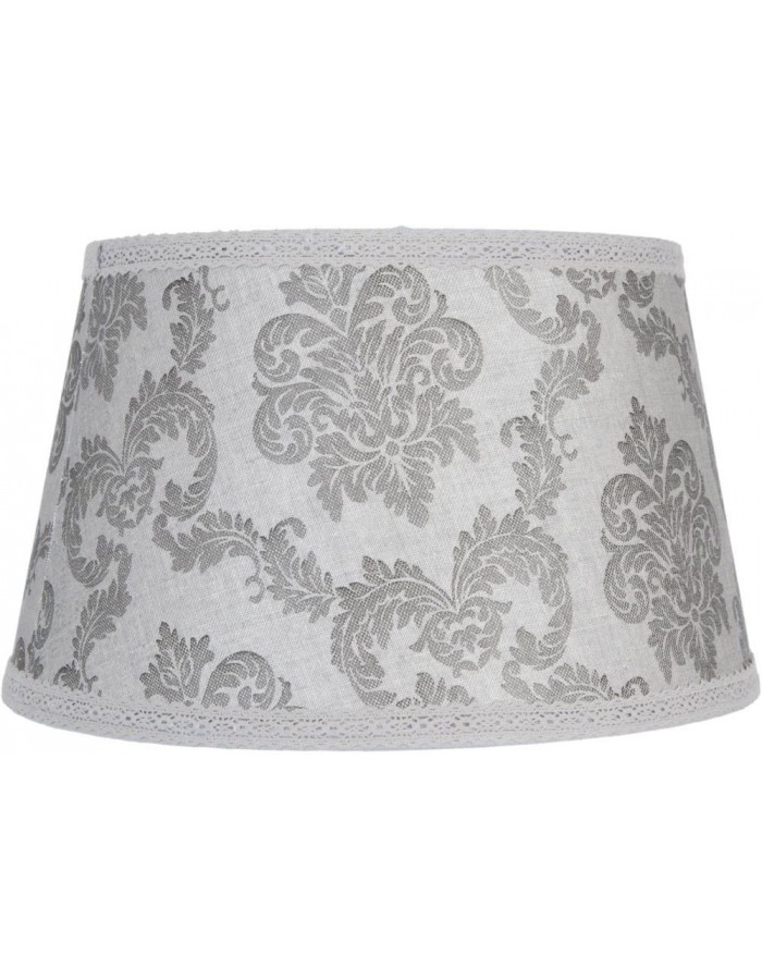 lamp shade 6LAK0305 Clayre Eef - grey/multicoloured