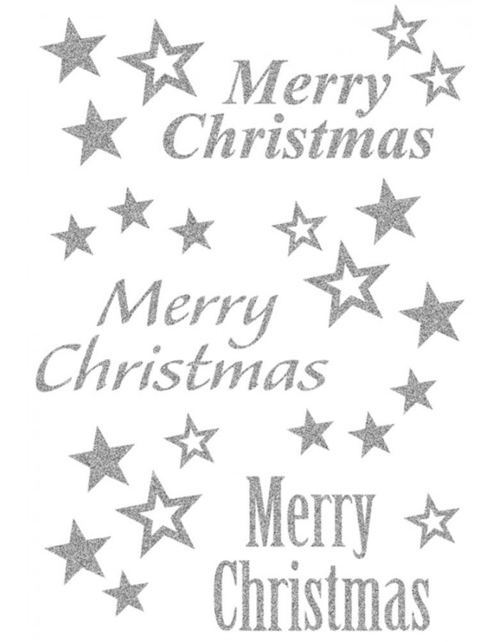 Magic merry christmas glittery herma fotoalben for Merry christmas bilder