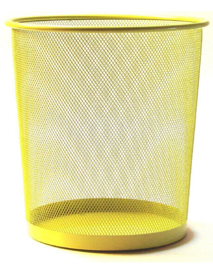 paper bin by officional spring green 29 cm