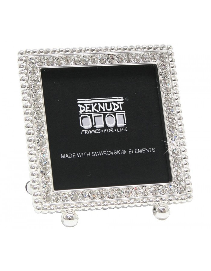 Square frame Satara with Swarovski elements