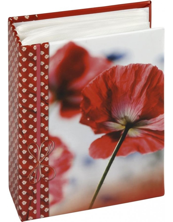 Minimax slip-in album Elea 100 Photo 10x15 cm red