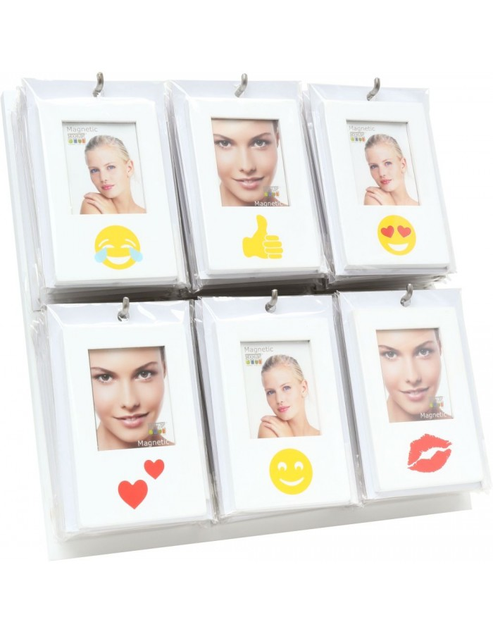 Minirahmen mit Emoticon   fotoalben-discount.de