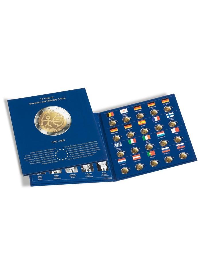 Münzalbum Presso Euro Collection Für 2 Euro Münzen Qu