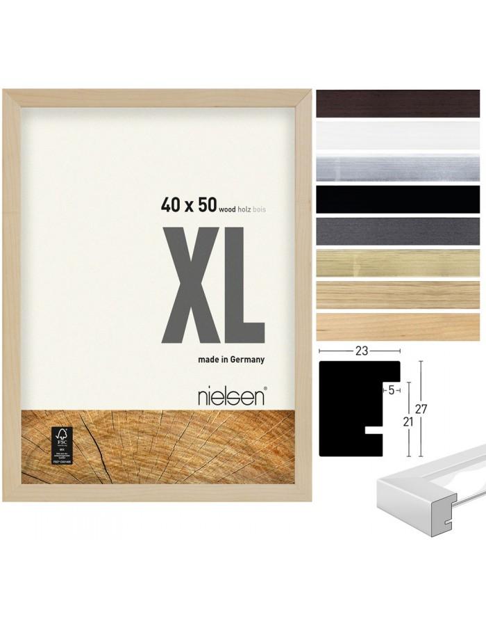 Nielsen wooden frame XL 40x50 cm - 70x100 cm Nielsen | fotoalben ...