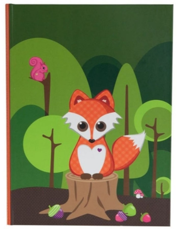 Notizbuch A5 LITTLE FOX