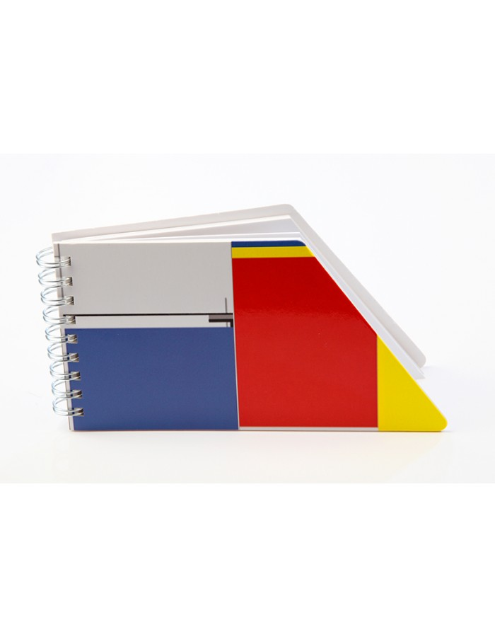 Notebook T11 trapezoidal