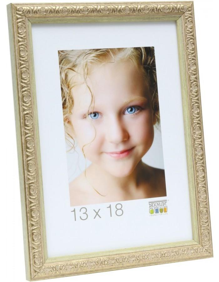 Bilderrahmen mit Ornamenten gold 20x30 cm - S95L Deknudt