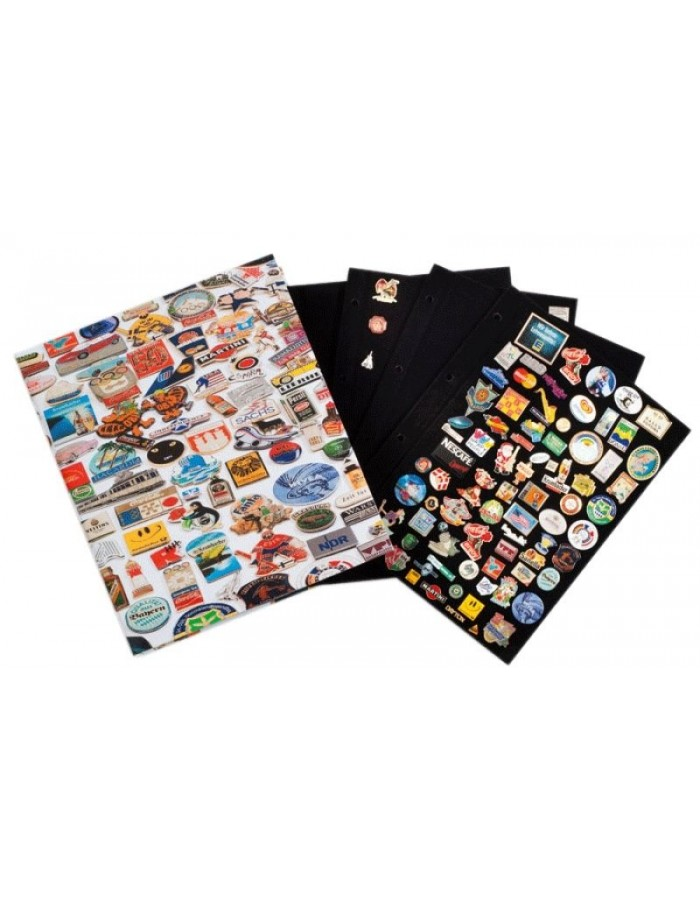 Ringbinder for Pin Collection - SET