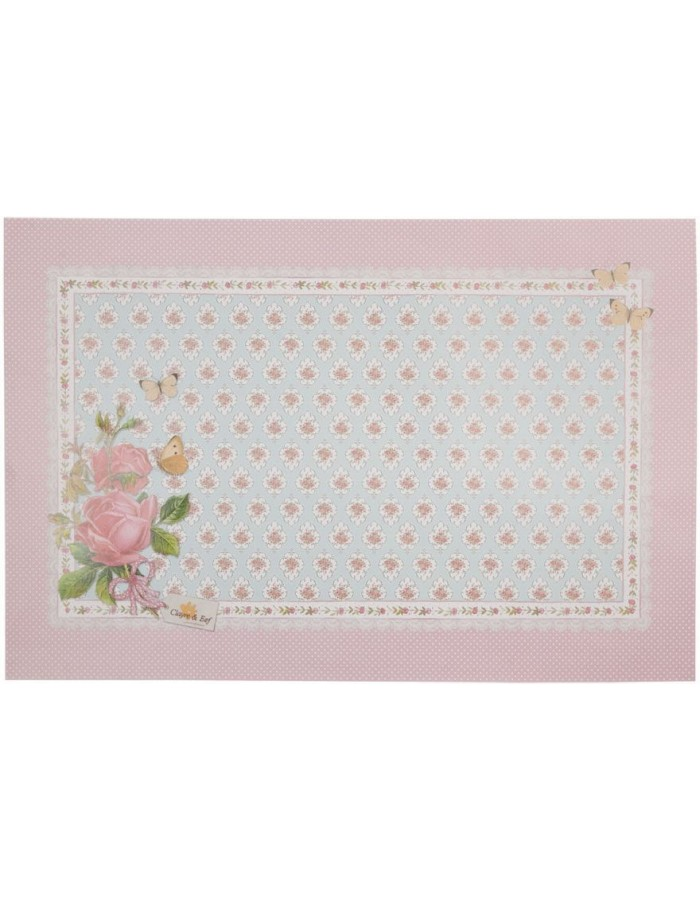 colourful place mat - 6PA0274 Clayre Eef