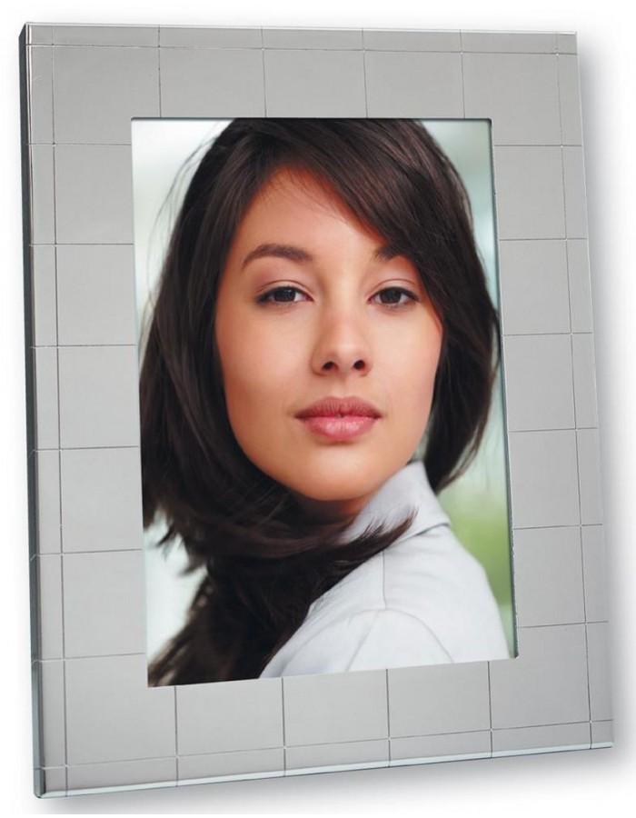 ZEP Portrait Bilderrahmen Laura 10x15 cm Metall | fotoalben-discount.de