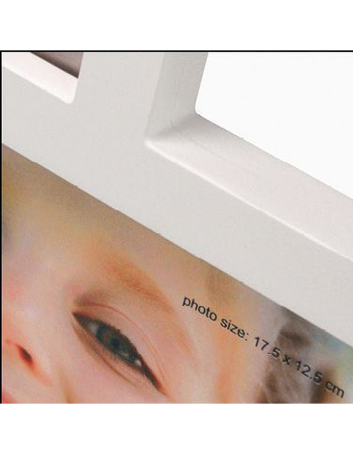 zep rimini wei e fotogalerie rahmen f r 4 bilder. Black Bedroom Furniture Sets. Home Design Ideas