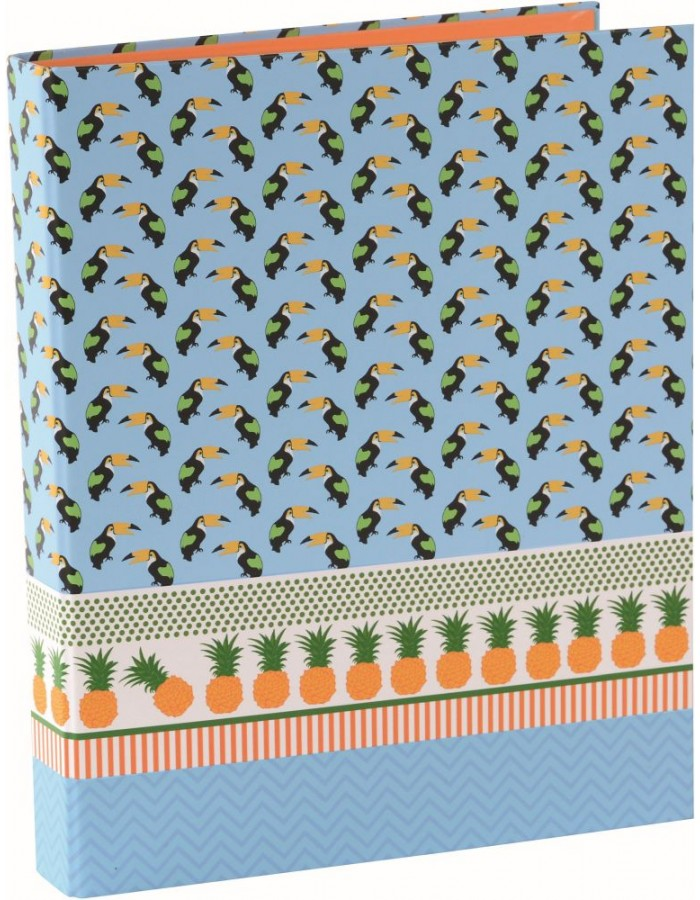 Ring Binder A4 Tropical