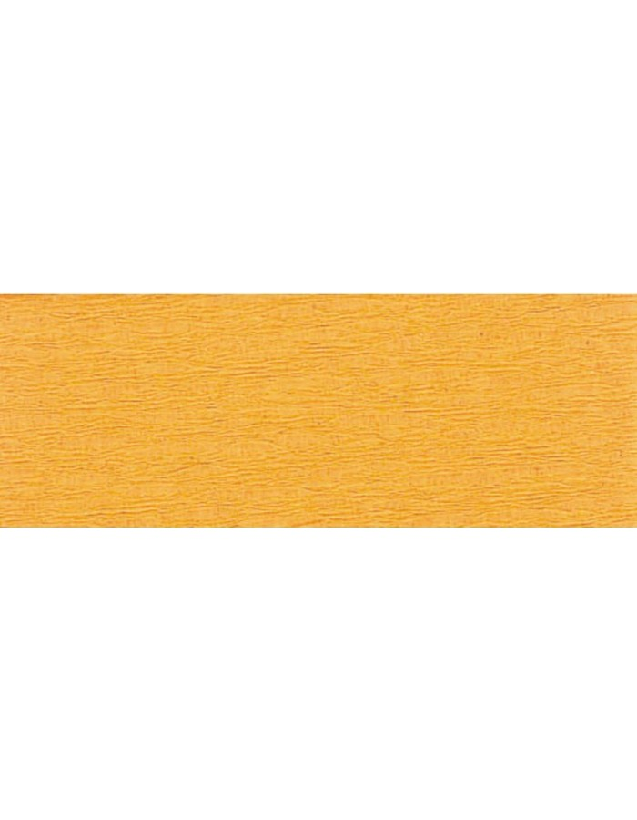 Rolle Krepppapier in gold - 95116C Clairefontaine