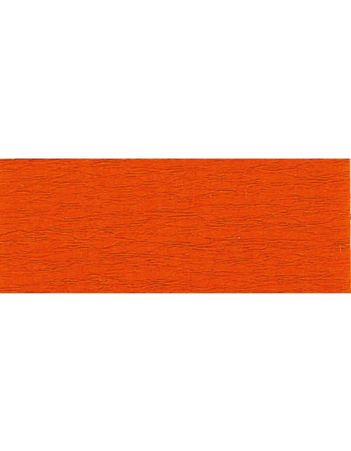 Rolle Krepppapier in orange - 95158C Clairefontaine