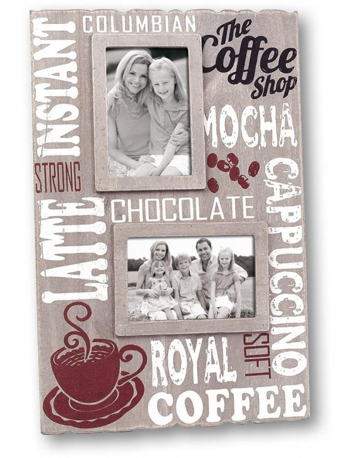 Royal Coffee Gallery Frame 2 photos 10x15 cm