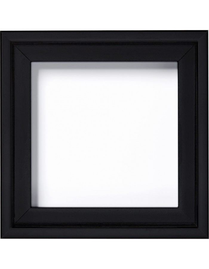 Shadow Gap picture frame for canvas