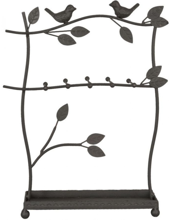 jewellery rack 6Y1399 in brown