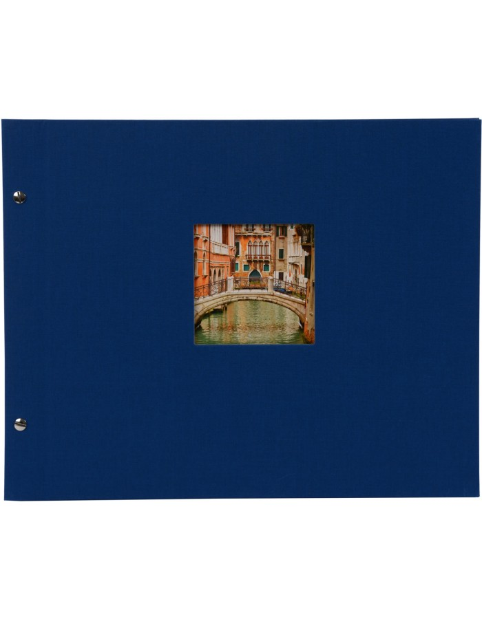 bella vista schraubenalbum 30x25 cm 26887 goldbuch. Black Bedroom Furniture Sets. Home Design Ideas