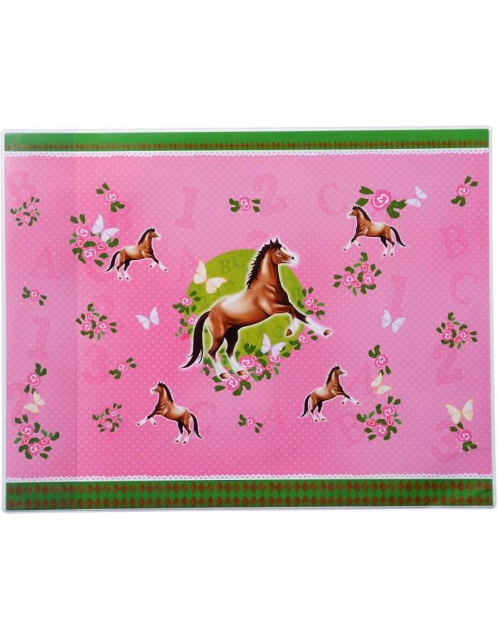 Foto Schreibunterlage schreibunterlage pferde | fotoalben-discount.de