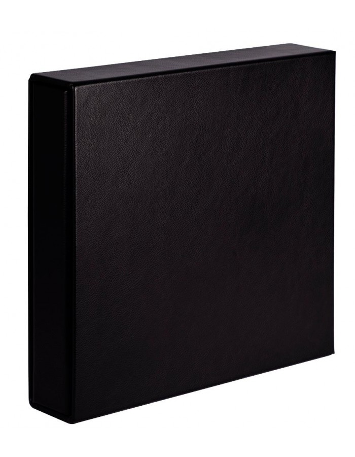 slipcase for post bound album Noble Primera - black
