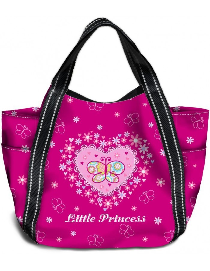 Shopping bag small Little princess