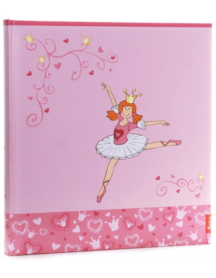 SIGIKID child photo album PINKY QUEEN
