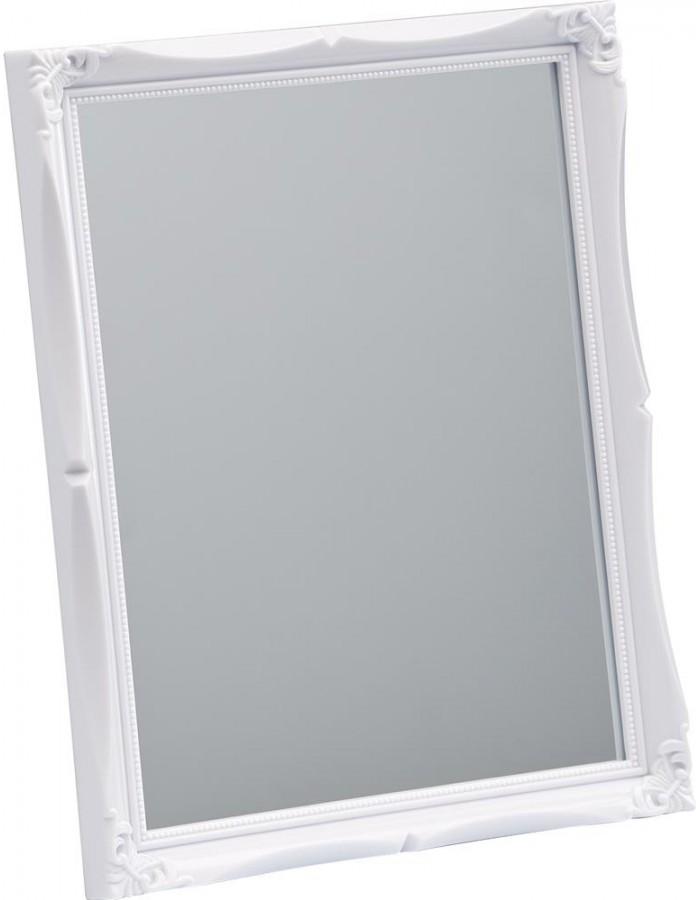 spiegel 20x25 cm mit wei er leiste walther fotoalben. Black Bedroom Furniture Sets. Home Design Ideas