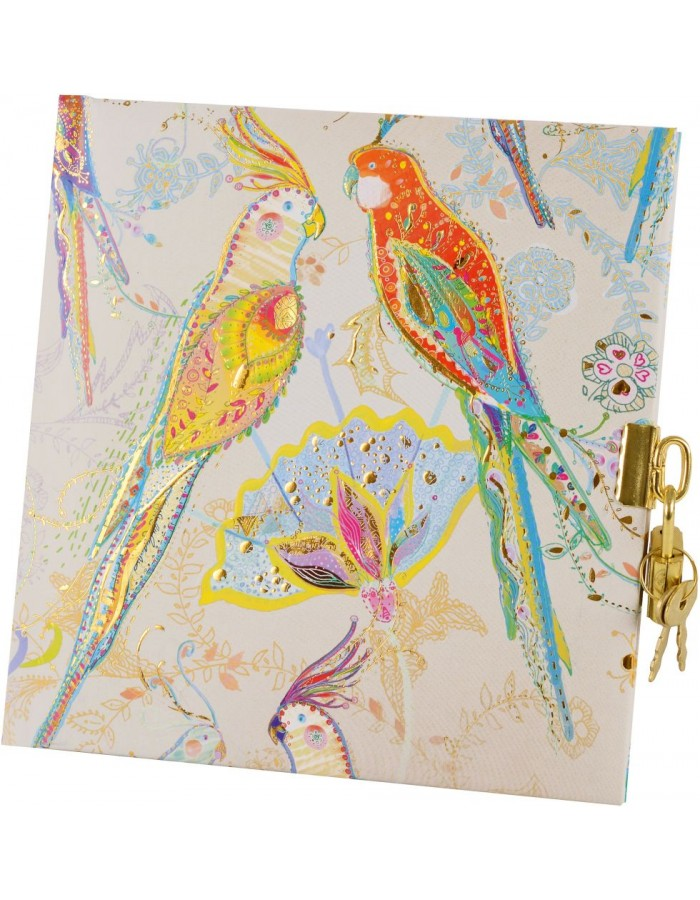 Tagebuch Silver Moon parrot