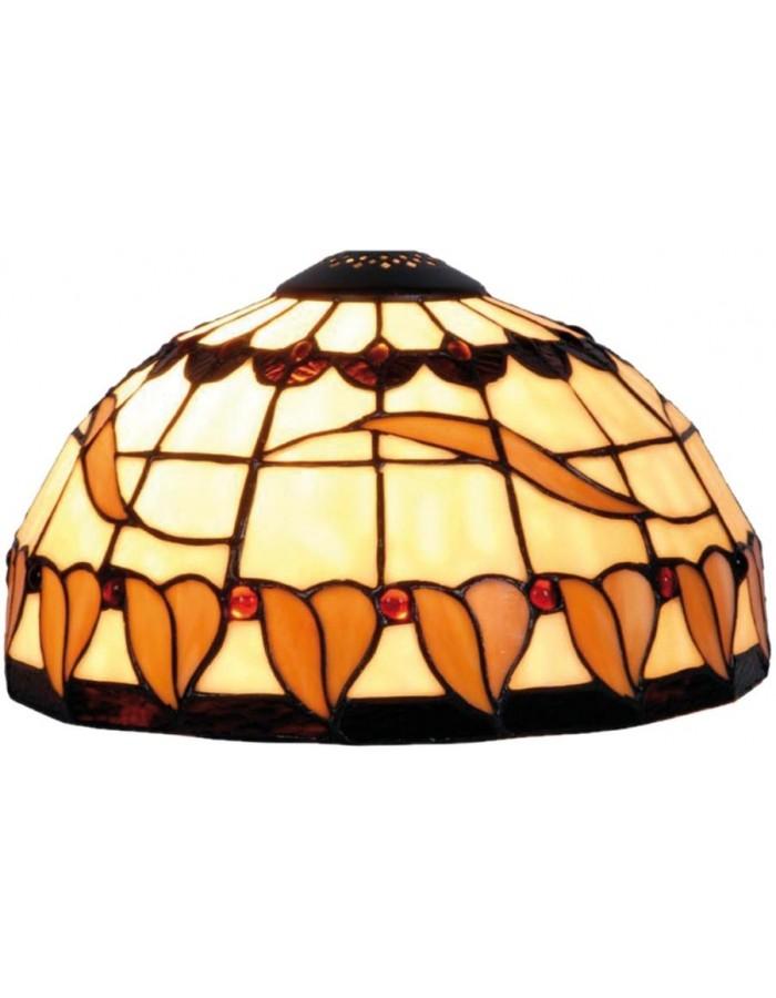 Tiffany Lampenschirm Aus Bunten Glas O 25 Cm Clayre Eef Fotoalben Di
