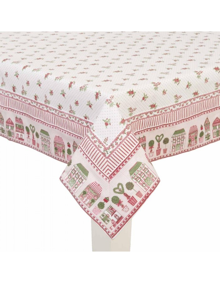 Tablecloth 150x150 cm Home Sweet Home