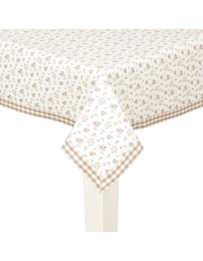 tischdecke jcf03n clayre eef 130x180 cm fotoalben. Black Bedroom Furniture Sets. Home Design Ideas