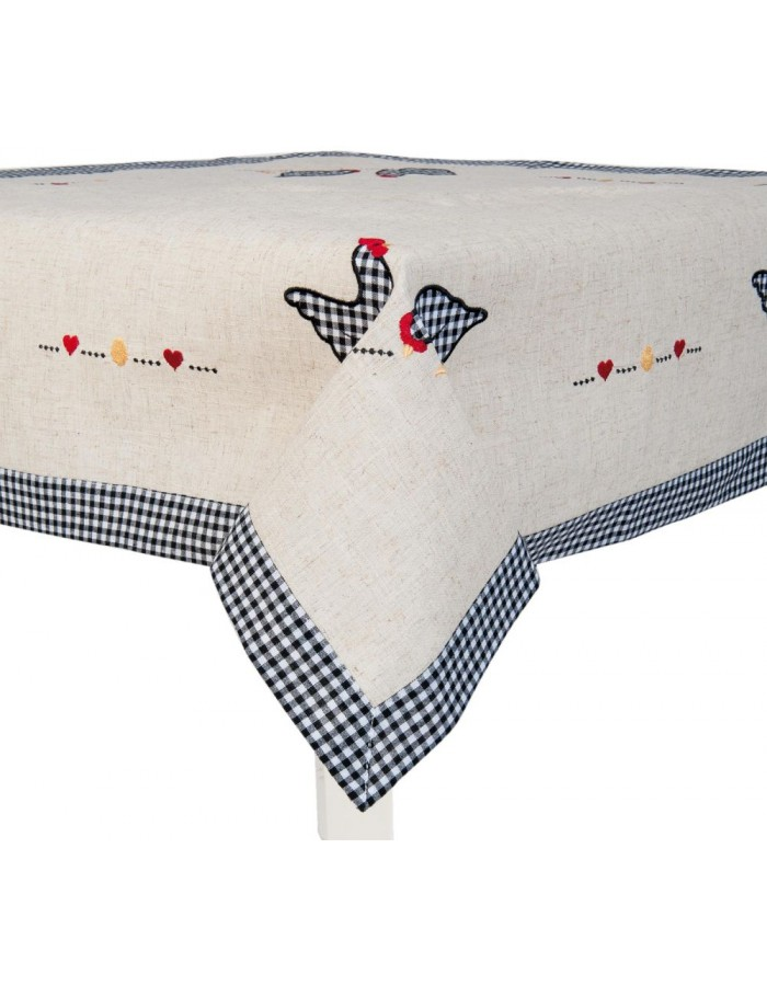table-cloth S014.001 Clayre Eef 85x85 cm
