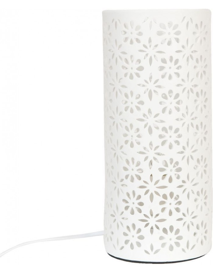 Ceramic table lamp Ø 12x28 cm E27 / Max 60W