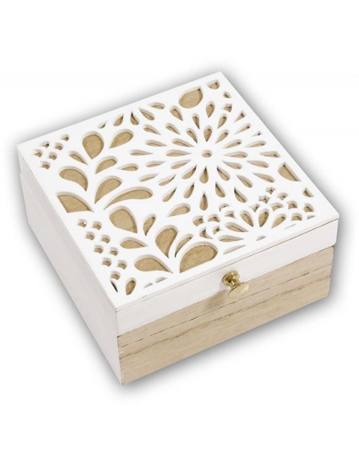 Tiziana Aufbewahrungsbox 12x12 cm ZEP | fotoalben-discount.de