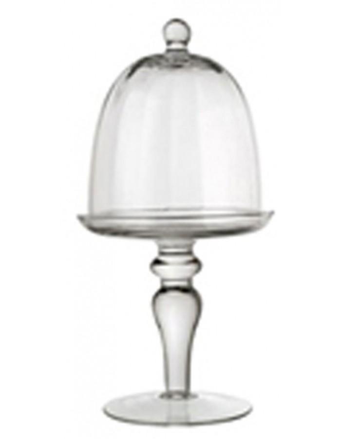 tortenst nder trans aus glas w4gl0009 clayre eef. Black Bedroom Furniture Sets. Home Design Ideas