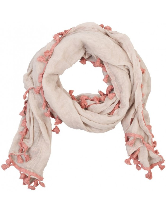 scarf SJ0109N Clayre Eef in the size 70x190 cm