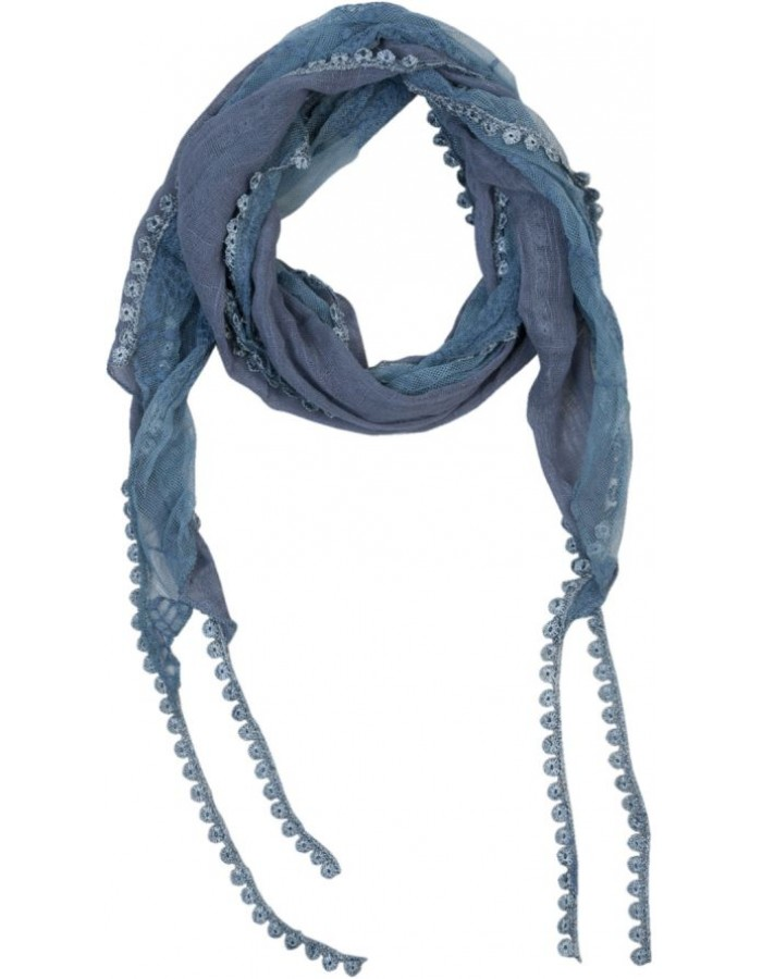 23x190 cm synthetic scarf SJ0112BL Clayre Eef