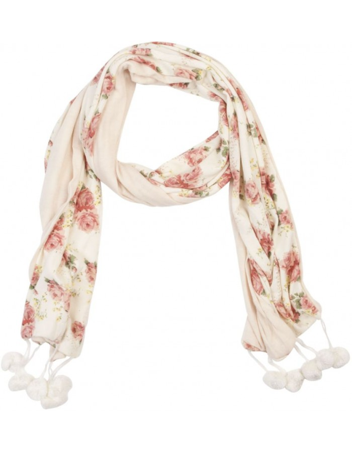 scarf SJ0138 Clayre Eef in the size 32x198 cm