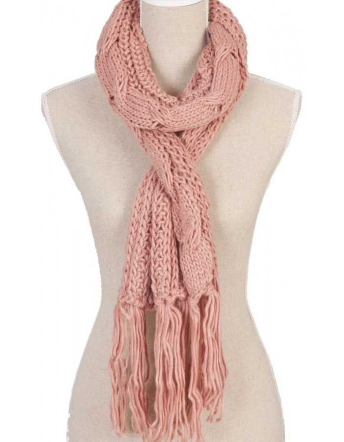 25x200 cm synthetic scarf SJ0275P Clayre Eef