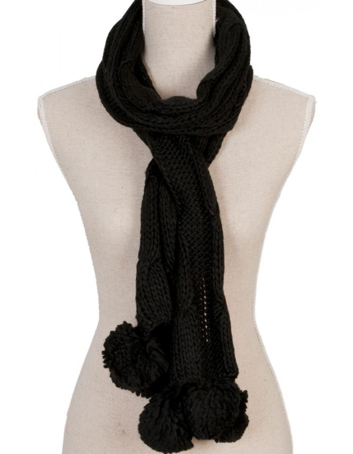 scarf SJ0276Z Clayre Eef in the size 25x170 cm