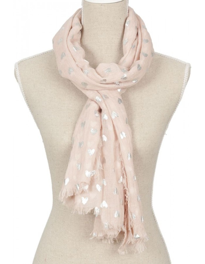 90x180 cm synthetic scarf SJ0420P Clayre Eef