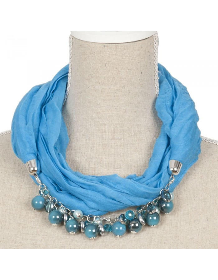 50x160 cm synthetic scarf SJ0424 Clayre Eef