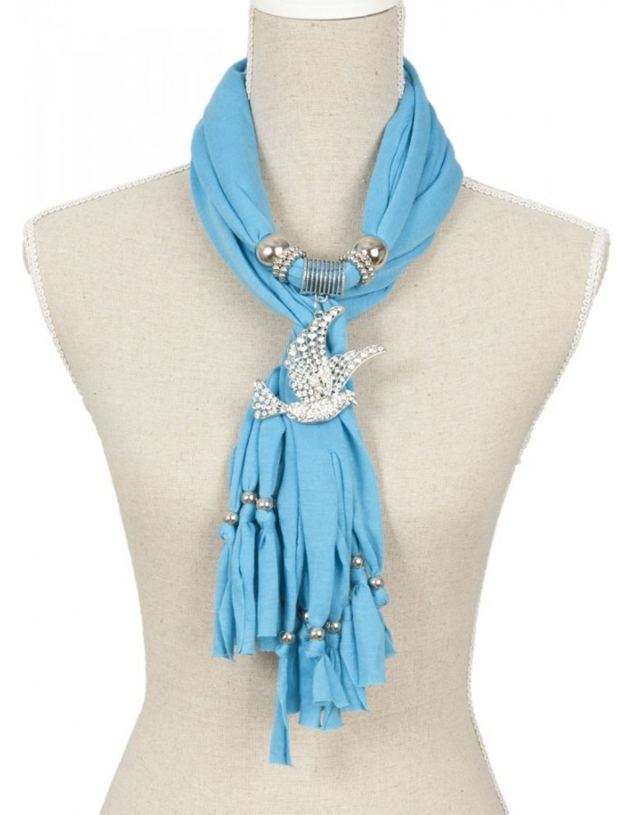 scarf SJ0426 Clayre Eef in the size 160 cm