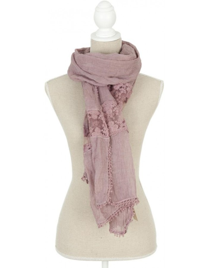 70x180 cm synthetic scarf SJ0529P Clayre Eef